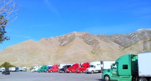 Tooele, Utah Back-drop