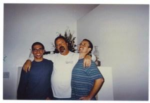 Me, Logan and Ryan