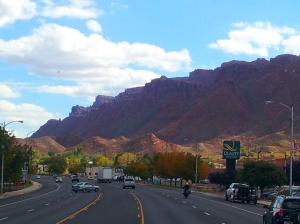 Main Street  Moab, Utah