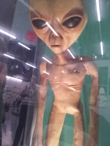 A real-life Alien...that's what the tag said...
